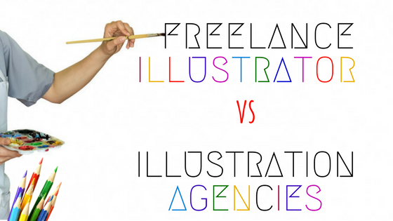 Freelance Illustrator – The Benefits of an Illustration Agency